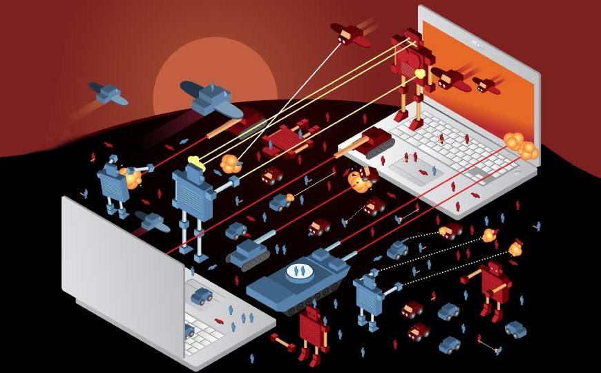 cyberwar come funziona