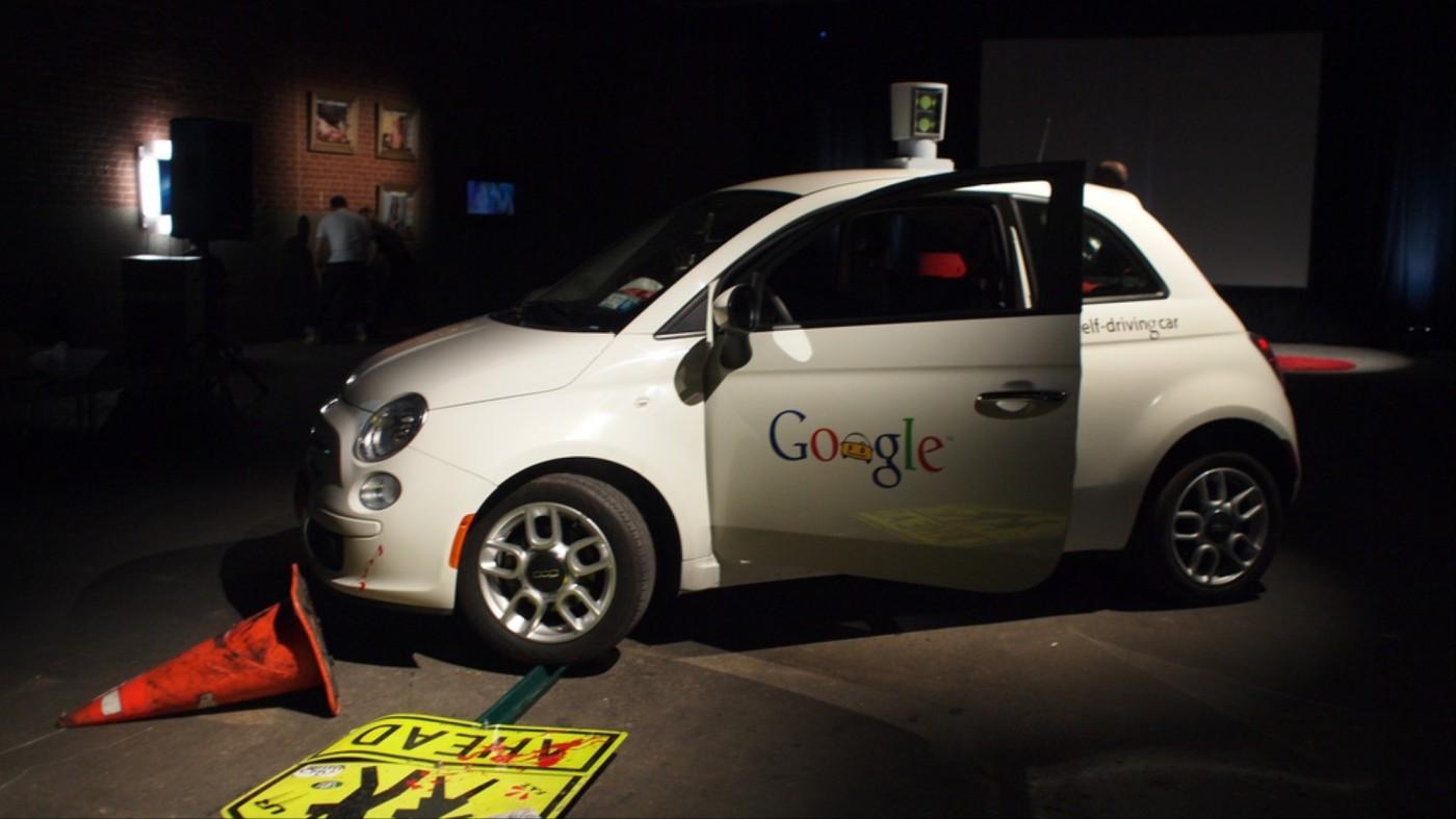 auto autonome andrea daniele signorelli